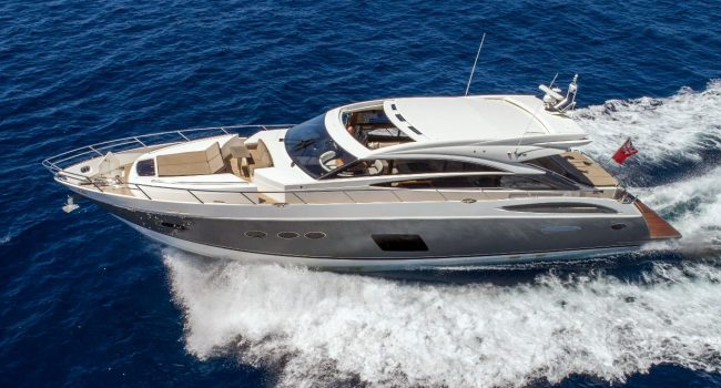 Alquiler Yate Princess V72 Ruby Tuesday Ibiza Barcoibiza