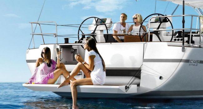 Velero Bavaria 45 4 Cabinas Alquiler Ibiza