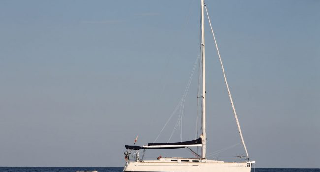 Dufour 40 FDO 3 cabinas alquiler Ibiza