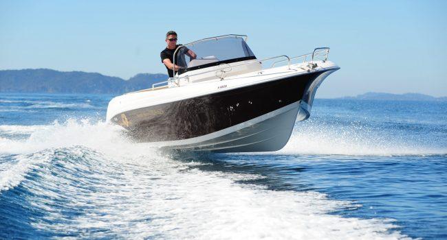 Embarcación con Titulín Ibiza Pacific Craft 625 Marley