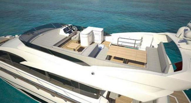Yate Sunseeker Manhattan 66 Flybridge Key West Ibiza
