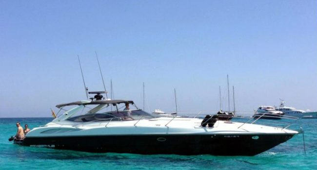 Yate 12 plazas Sunseeker Superhawk 50 Harry IV Ibiza