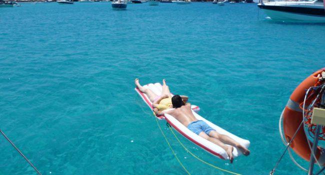 Velero Sun Odyssey 29.2 Virazón Ibiza Alquiler Dias Sueltos