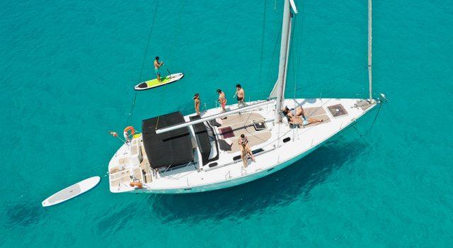 Jeanneau Sun Odyssey 52 Love Love Velero Ibiza