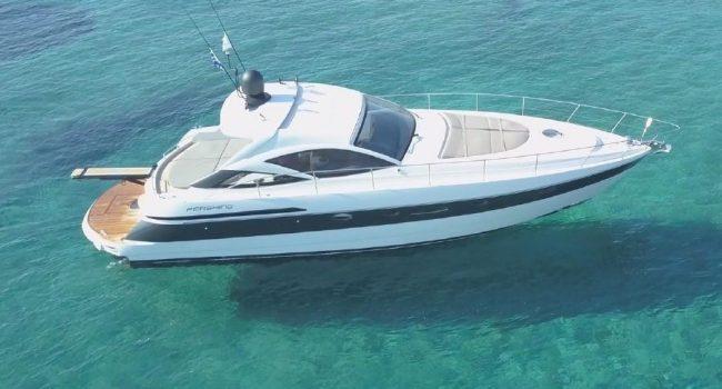Yate Pershing 43 Nina Ibiza