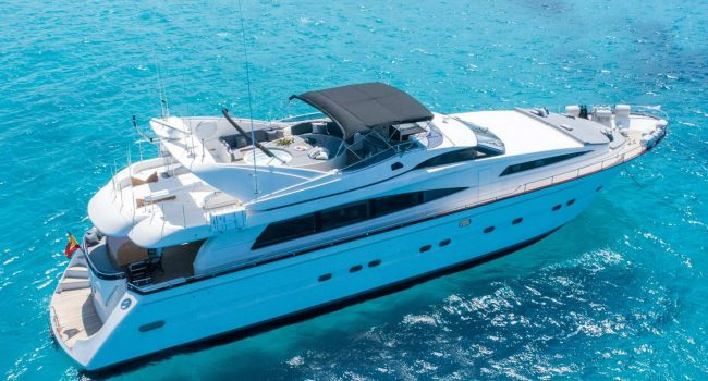 Astondoa 90 Flybridge B3 Ibiza