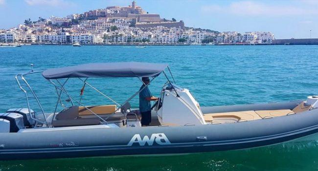 Neumática Nueva Alquiler Ibiza BWA 28