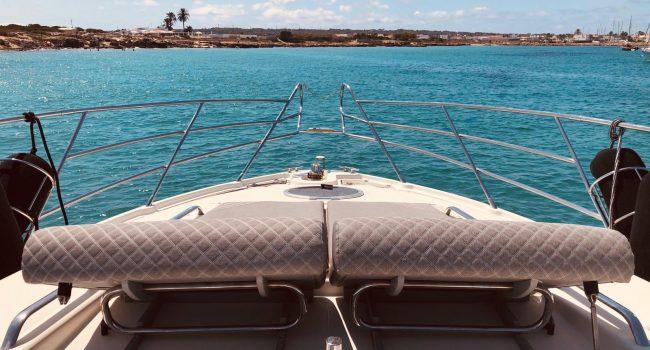 Yate 15 metros Cranchi 47 Com Tu Ibiza