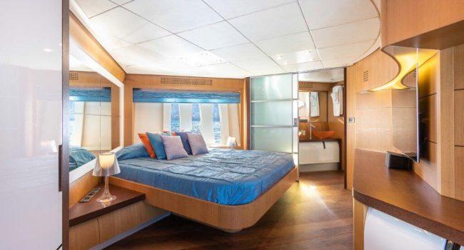 Luxury Yacht Ibiza Pershing 90 Inspiration