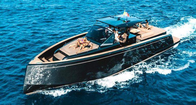 Pardo 50 Horizon Alquiler Charter Ibiza