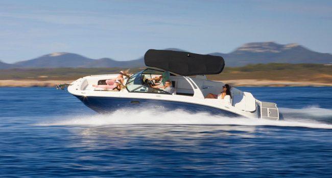 Sea Ray 270 SDX Black Pearl Barcoibiza